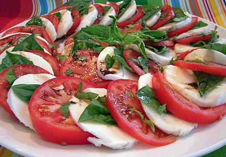 salate uz roštilj